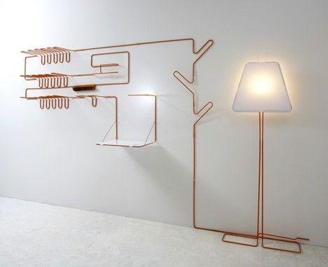 Cool Idea using wire