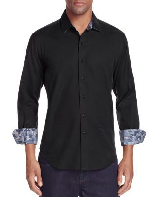 Robert Graham Lazzaro Classic Fit Button Down Shirt | Bloomingdale's