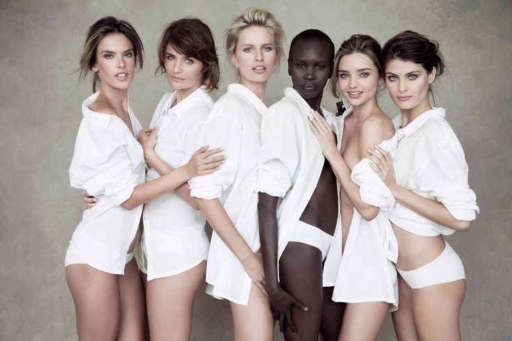 Pirelli Calendar 2014 by Peter Lindbergh and Patrick Demarchelier