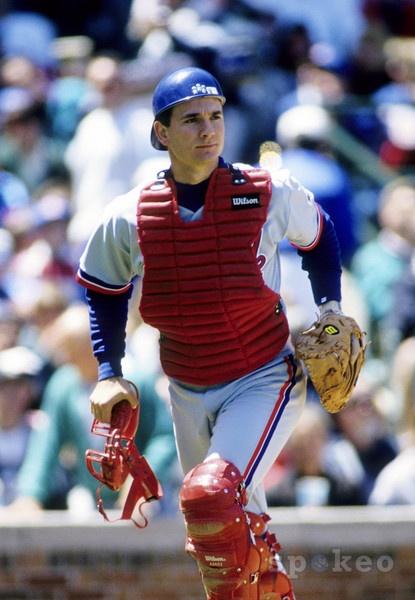 Darrin Fletcher - Montreal Expos