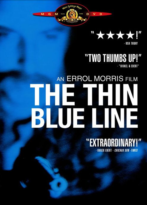 The Thin Blue Line |This 1988 documentary by Errol Morris argued that Randall Dale Adams, sentenced to life in prison for killing police officer Robert W. Wood, was wrongfully convicted. 13 Chilling True Crime Documentaries To Keep You Up At Night
