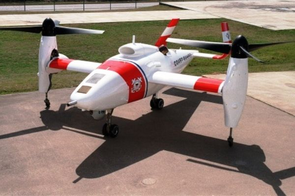 Coast Guard Closer to Acquiring Ship-Based Drones