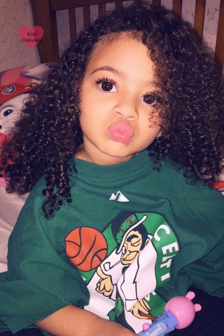 Kamari Leiné • 3 ans • Afro-américain et allemand ♥ ️ Suivez instagram ….   – Kids