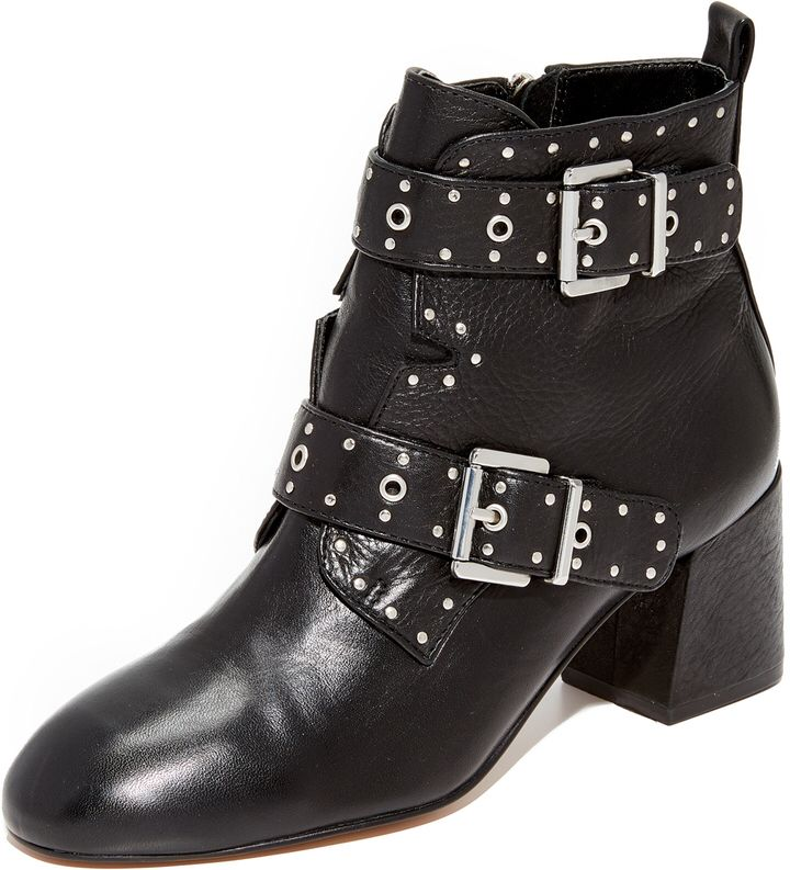 Chaussures - Bottes Cheville Minkoff Rebecca aWBiZOY