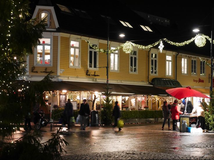 Celebrate Christimas in Kristiansand in Southen Norway.  Photo: Elisabeth Høibo©Visit Sørlandet