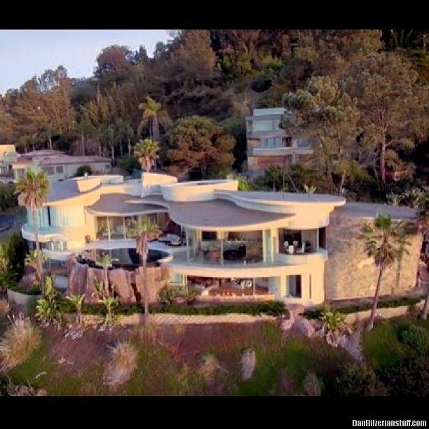 Pretty dope Aerial shot of my La Jolla house, my boy @supercalifragilisticexpialidoo just sent me | Dan Bilzerian Stuff - Girls, Guns and Supercars