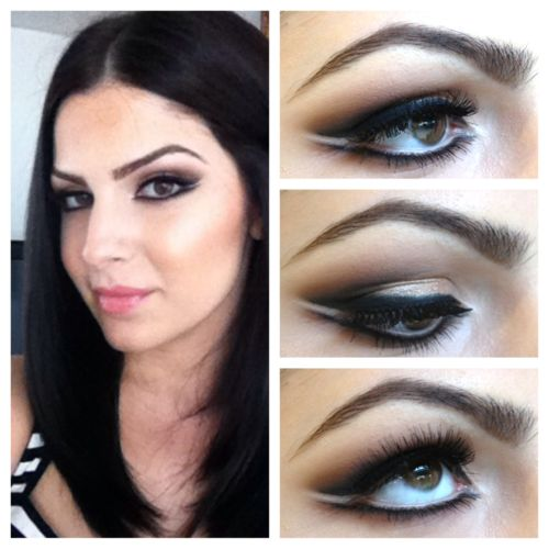 double winged liner