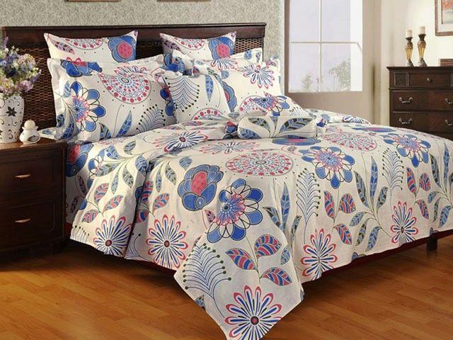 Pleasing Bed Sheet