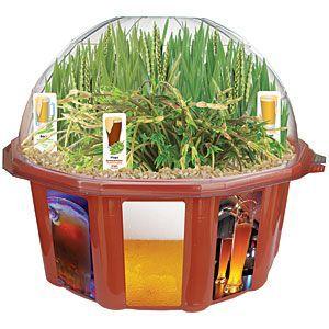 Grow Your Own Beer Garden | ThinkGeek