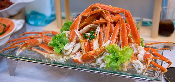 Best affordable Crab buffet restaurants in Tokyo!