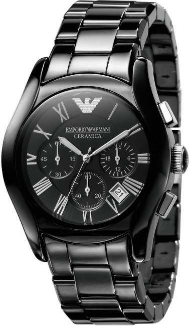 Emporio Armani mens ceramic watch - AR1400 | Cheeky Wish List | Wedding and Birthday Gift Ideas for Men and Women