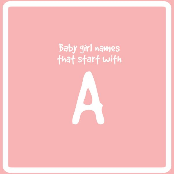 BABY GIRL NAMES | Starting with the name of your little princess with an A? Or do you know what unique girl names starting with the letter A? Share this post and read with all the Mummies & Mums to be! x x x Shop our Collection: https://www.ittybitty.co.uk PayPal or Credit/Debit card Secure website Worldwide shipping #pregnant #due2018 #babynames #babygirl #babyboy ##2018 secondbaby #pregnancy #mother #father #clothing #princess #a