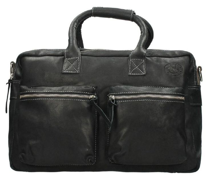 MicMac handtas / schoudertas A4 Zwart