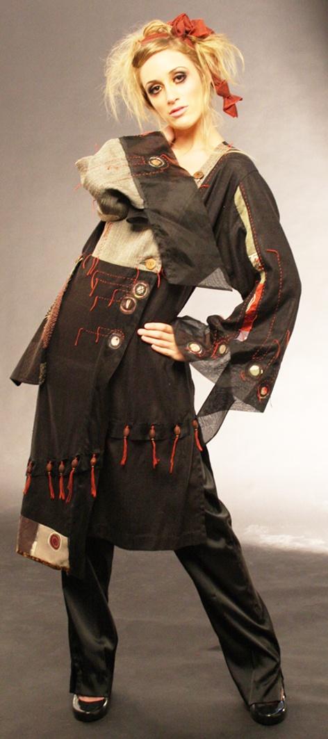 Kimono Workshop   Designed and made by Kirry Toose Photographer: Briar Toose