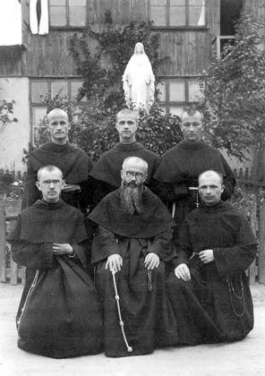 Sw. Maximillian Kolbe
