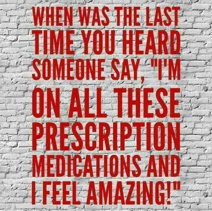 Truth! Side effects suck! I've been able to get off of two meds, Dr. Approved! Feeling better than ever! Wish I found Plexus sooner but grateful a friend told me about it. I share with you because I care. I share with you because I want you to feel great too. I don't share with you to make money... I'd give this stuff away if I could.