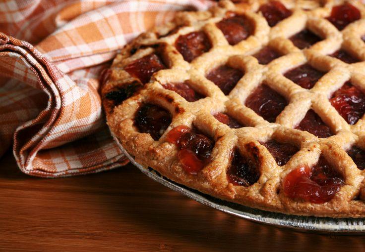 2 receitas de torta de frutas - Vivo Mais Saudável
