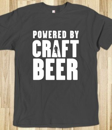 Powered by Craft Beer