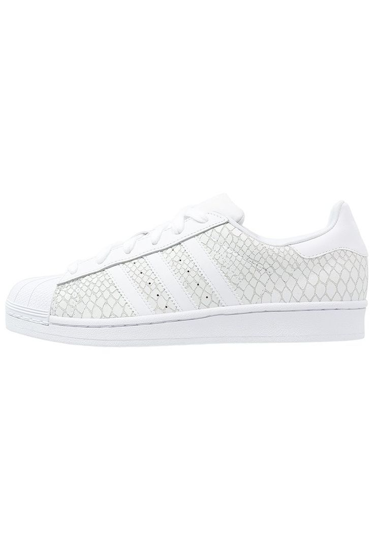 adidas Originals SUPERSTAR - Trainers - white for with free delivery at  Zalando