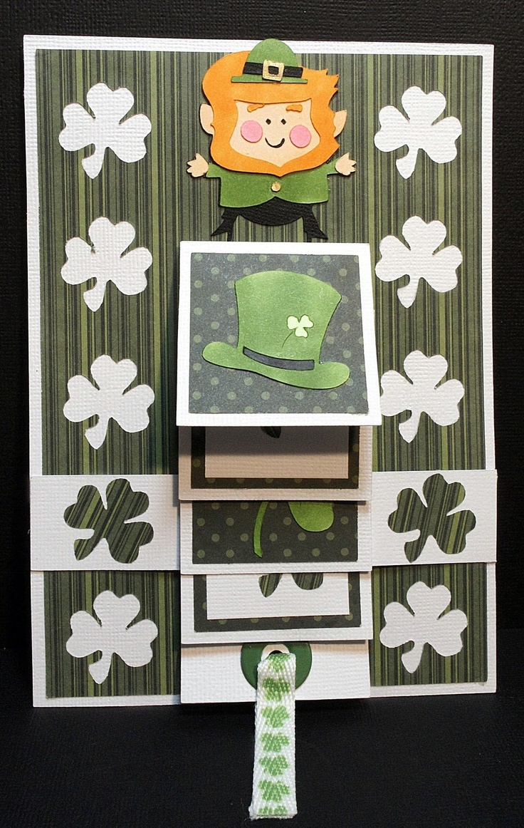 17 best images about homemade cards waterfall cards on for Waterfall design in scrapbook