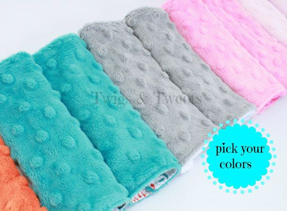 Car Seat Strap Covers Perfect For Babies Protect Necks YOU CHOOSE COLORS