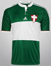 Kit Palmeiras - Camisa Adidas I 14/15 + Livro 100 Anos de Academia - Mundo Palmeiras