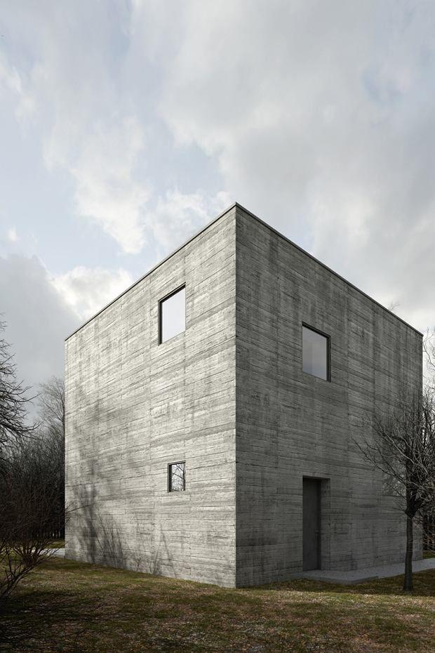 Zdjęcie numer 4 w galerii - Kostka z betonu - modernizacja modernizmu [METAMORFOZA]
