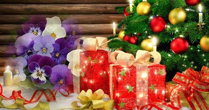 Una foto natalizia di te!
