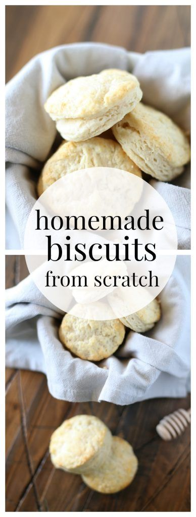 Homemade Biscuits from Scratch - The Taylor House