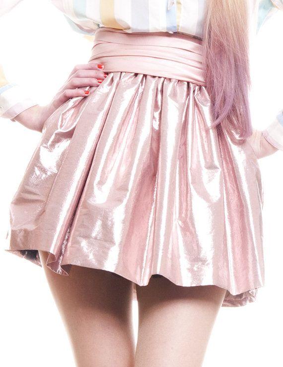 Metallic Pink Cupcake Tutu Princess INDIE QUEEN by ShopIndieQueen, $95.00
