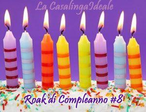 #rak di buon #compleanno - La Casalinga Ideale scad. 21/04/2014