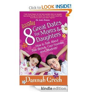 Secret Keeper Girl: 8 Great Dates for Moms and Daughters by Dannah Gresh -Just $2.99 for Kindle (77% off)