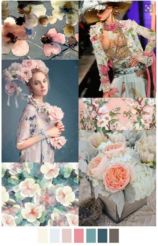 Gorgeous floral print