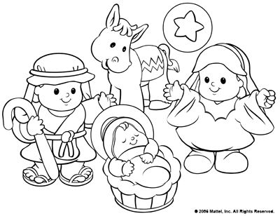 fisher price little people coloring pages   14 best images about Little People on Pinterest   Coloring ...