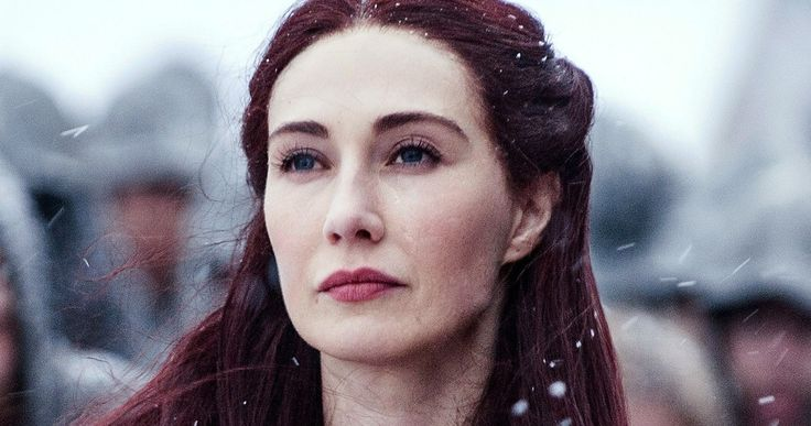 'Game of Thrones' Season 6 Has an Unusually Insecure Melisandre -- Actress Carice Van Houten teases that the deaths in the 'Game of Thrones' Season 5 finale have left Melisandre feeling unsure of herself in Season 6. -- http://movieweb.com/game-of-thrones-season-6-melisandre-insecure/