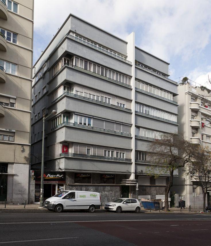 Av Alvares Cabral Cassiano Branco, Lisbon