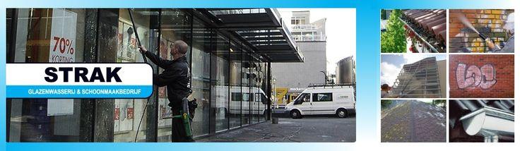 Glazenwasser Zuid-Holland header image