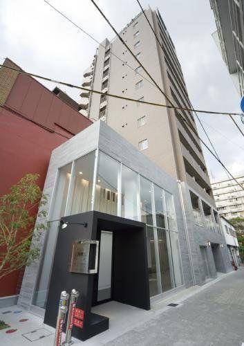 ピアノの鍵盤 6階(大阪府大阪市浪速区) | 大阪のリノベーション・デザイナーズ賃貸ならグッドルーム[goodroom]