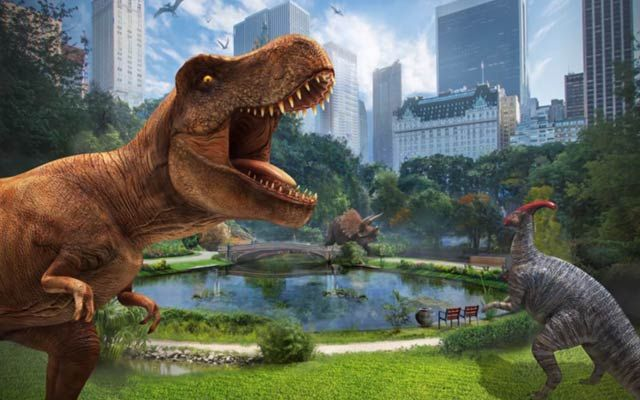 Jurassic World Alive On Ios And Android To Bring Back Dinosaurs By