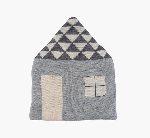 1086_1 Favourite place pillow grey