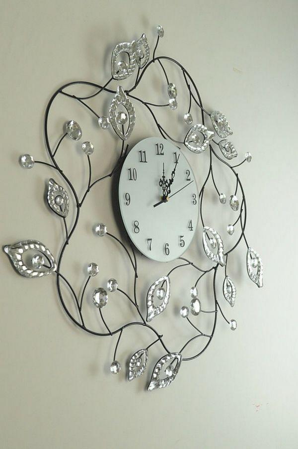 Die besten 25 Large decorative wall clocks Ideen auf Pinterest