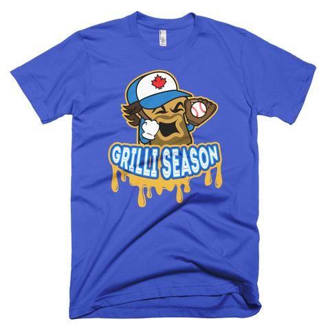 Grilli Season - Jason Grilli T-Shirt White