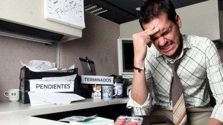 Trucos para controlar el estrés en el trabajo