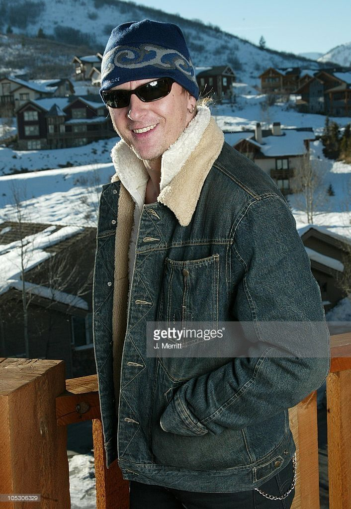 Jerry Cantrell and The North Face during 2004 Sundance Film Festival - Hot House Day 7 at Deer Valley Private Residence in Deer Valley, Utah, United States.