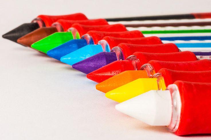 Lápices de colores. #colegio #vueltaalcole #colores