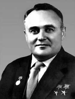 Sergei Korolev   30 December 1906] 1907 – 14 January 1966) worked as the lead Soviet rocket