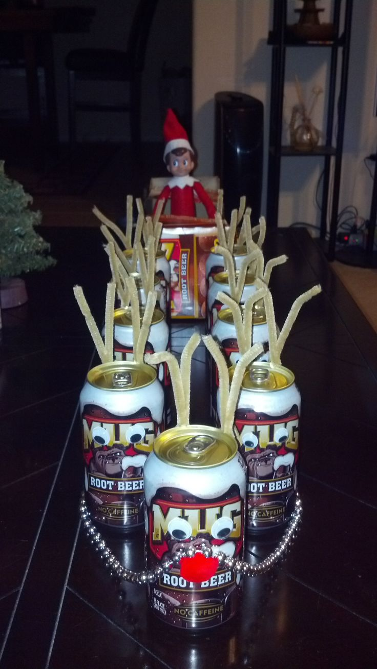 Elf on the Shelf Reinbeer....