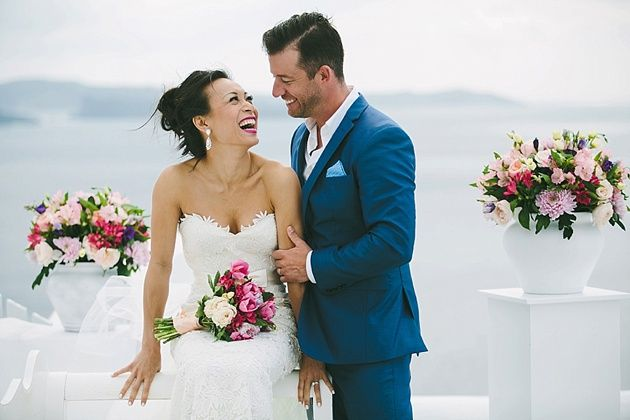 Post Ceremony Photo Session by Stella And Moscha - Photography by Thanos Asfis & Yiannis Alefantou
