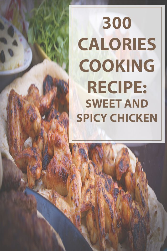 Sweet and Spicy Chicken  Sweet…yes. Spicy…yes. Also you can try  following…