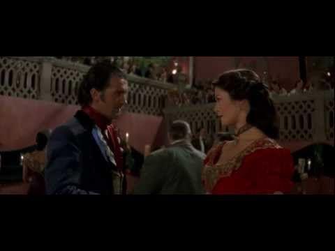 Маска Зорро - танец Антонио Бандерас, Кэтрин Зета-Джонс - YouTube